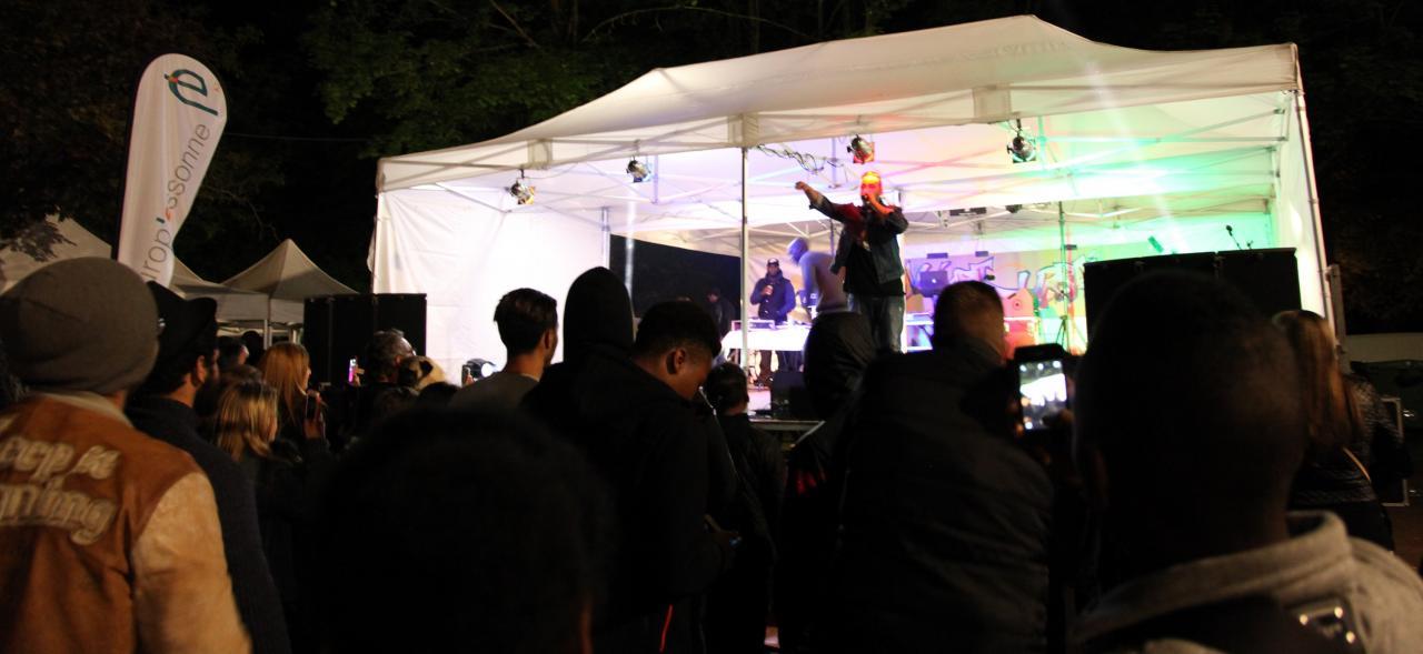 Concert LECK - Festiv'art 2015